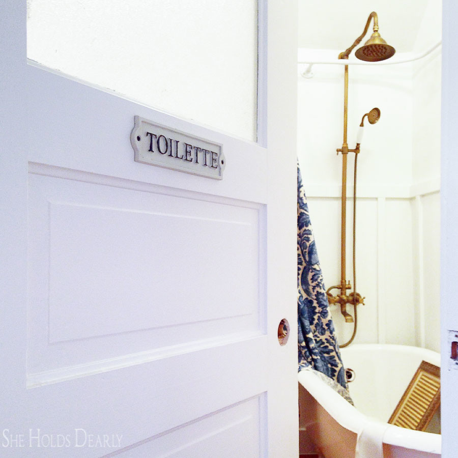 Farmhouse Bathroom Remodel