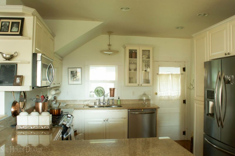 Farmhouse Kitchen, Vintage Home