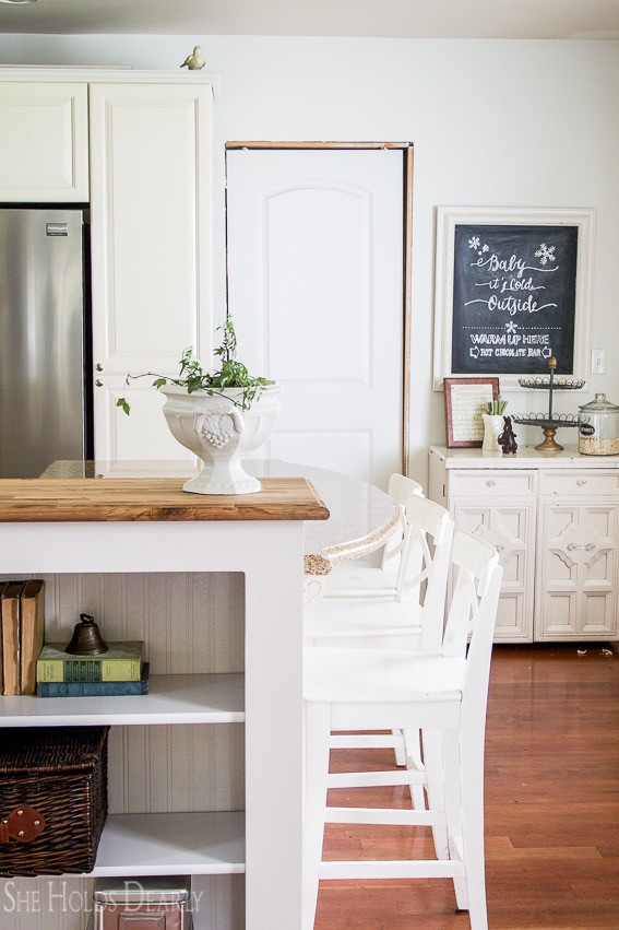 Customizing Butcher Block Counters