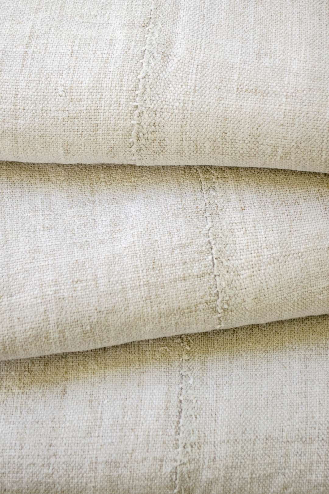 How and Why to Buy Antique Hemp Sheets