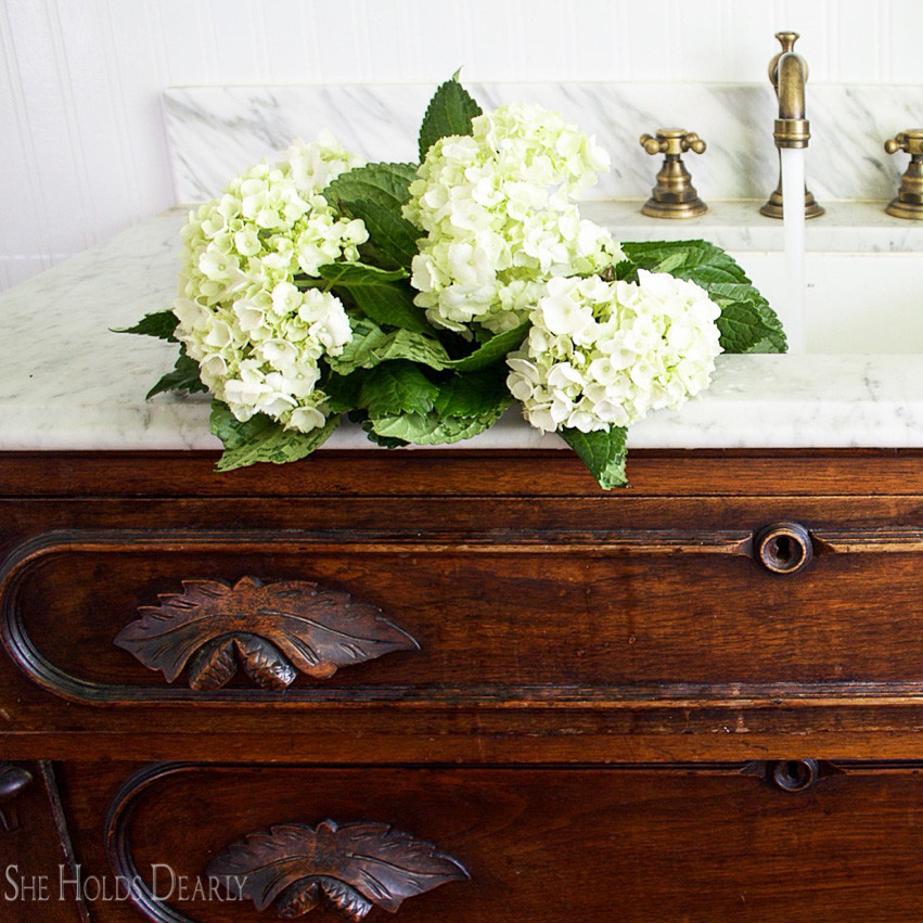 How to Keep Hydrangeas From Wilting by She Holds Dearly