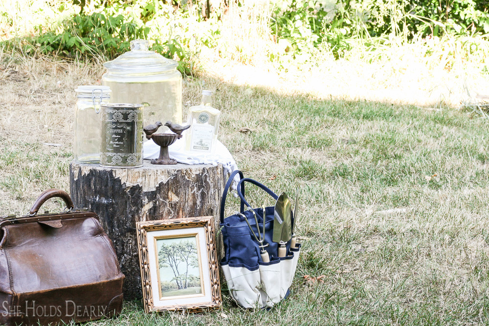 10 Tips for Negotiating at Yard Sales by She Holds Dearly