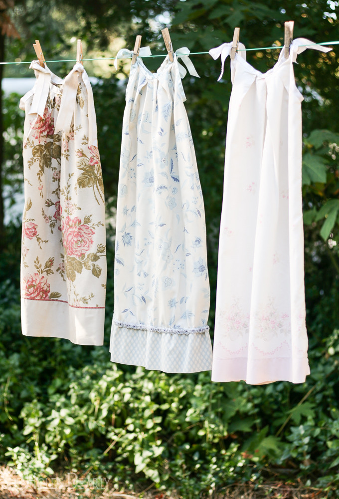 14 Ways to Repurpose Vintage Linens