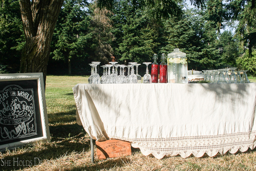 10 Ways to Repurpose Vintage Linens