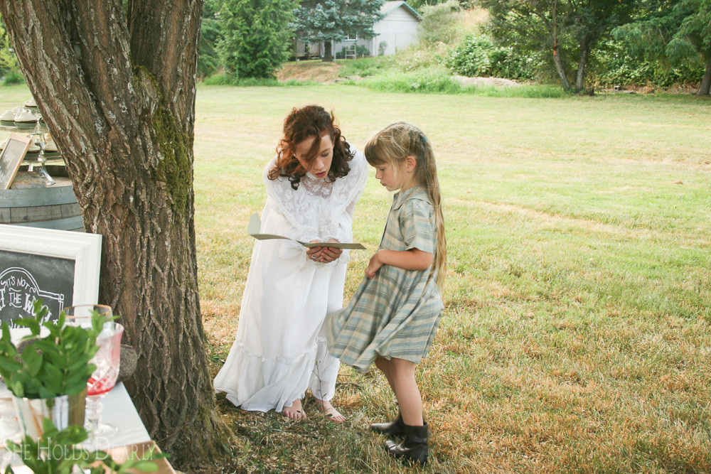 Anne of Green Gables Party by She Holds Dearly