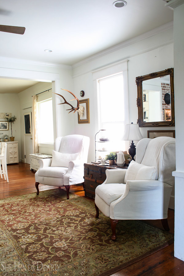 Before and After, Farmhouse Renovation
