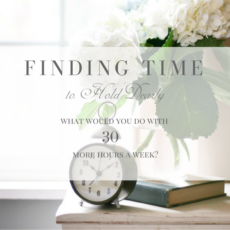 A comprehensive course intentional living and time management