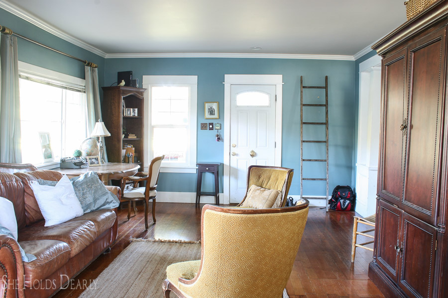Living Room, Before and After, Makeover, Interior Design Plans