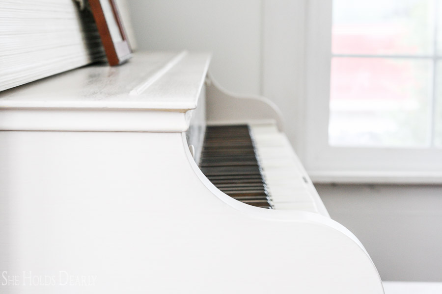 Painting a piano is not as hard as you might think, use this tutorial to transform any piano for a fresh, new look.