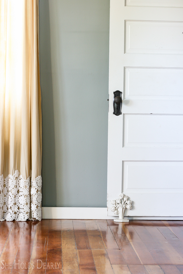 French Lace Curtains by sheholdsdearly.com