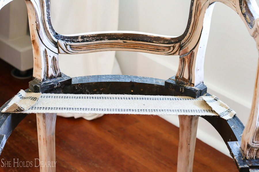 Antique Chair by sheholdsdearly.com