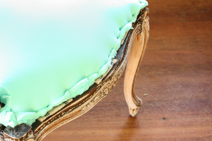 French Chair by sheholddearly.com