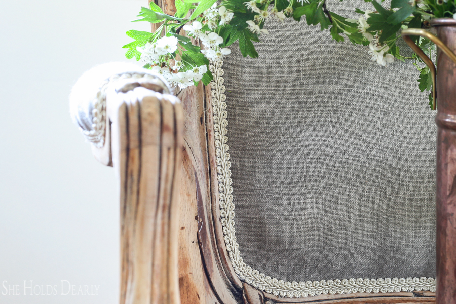 French Country Chair by sheholddearly.com