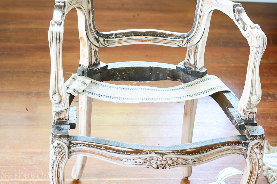 French Style Chair by sheholddearly.com