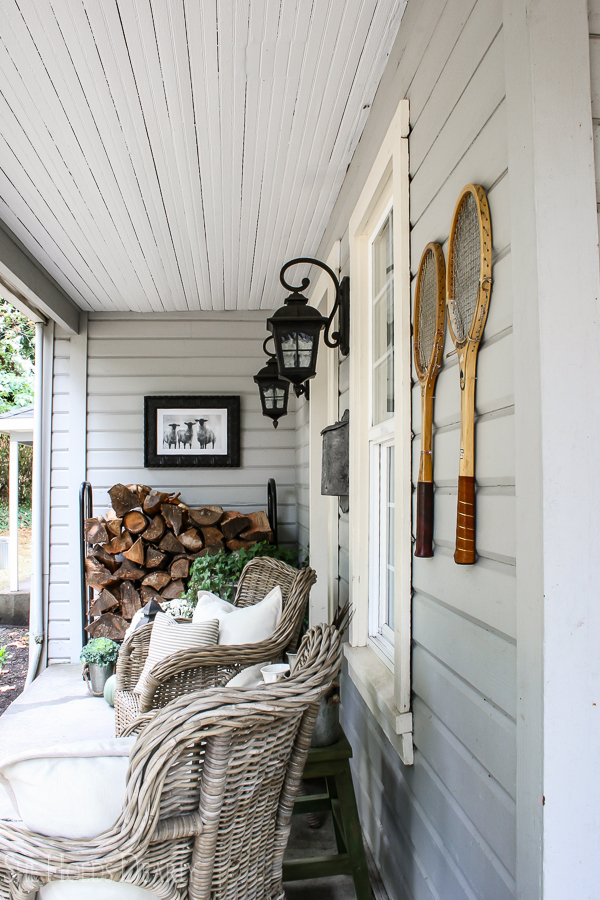 Decorating Ideas for Fall by sheholdsdearly.com