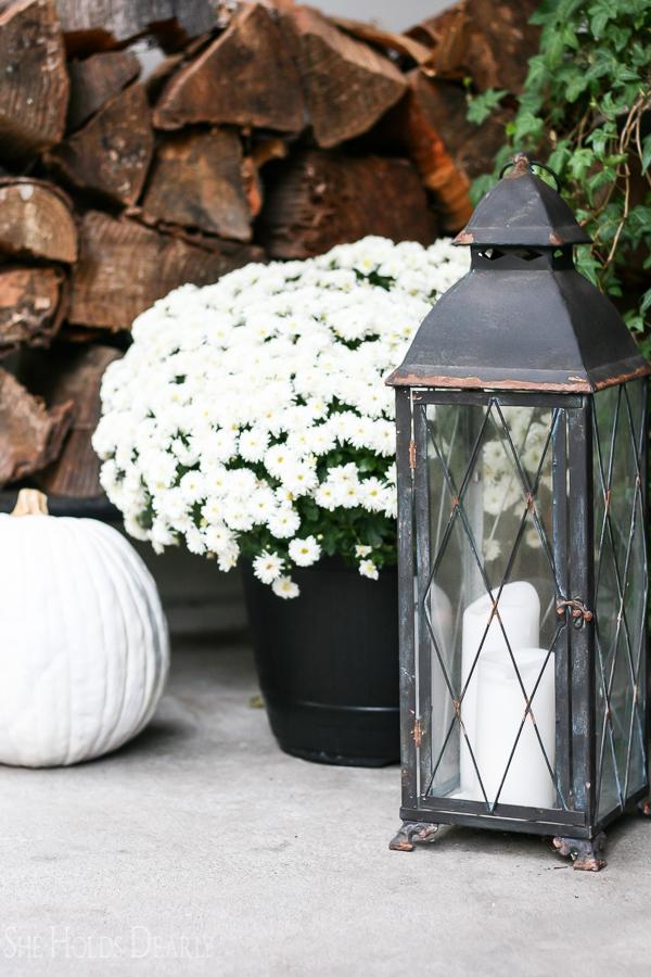 Fall Decoratin by sheholdsdearly.com