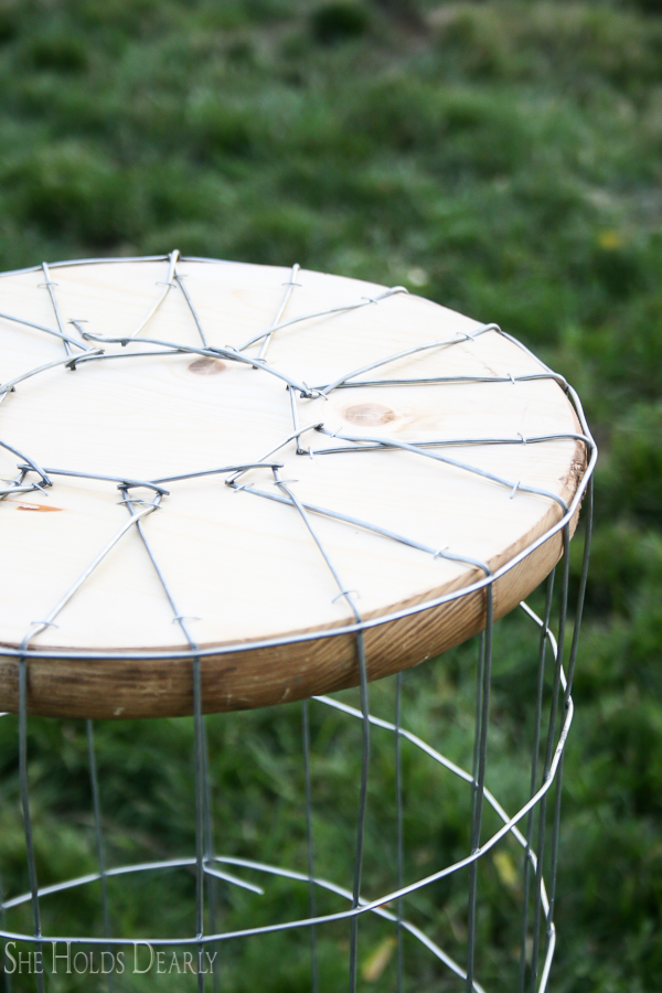 Round Clothes Hamper by sheholdsdearly.com