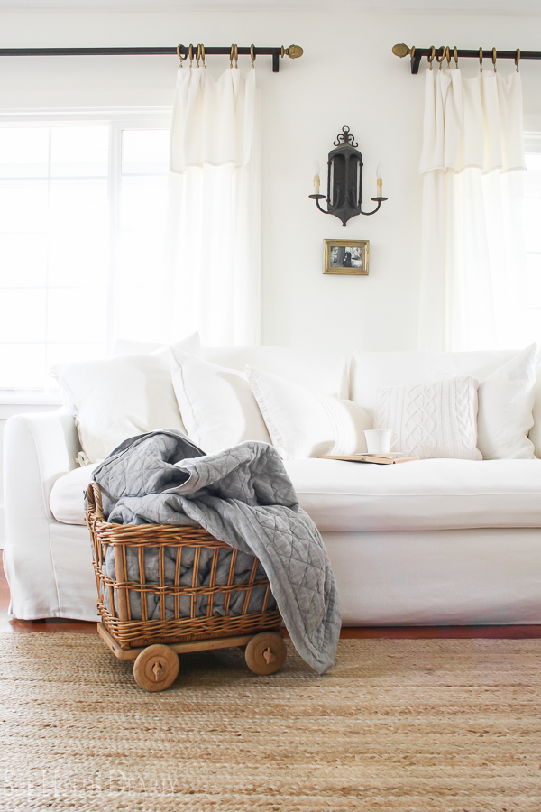 Best Farmhouse Sofa by sheholdsdearly.com