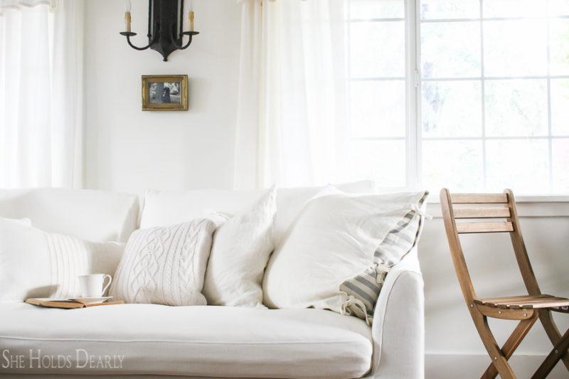 "Choosing a ""Vintage"" Sofa by sheholdsdearly.com"