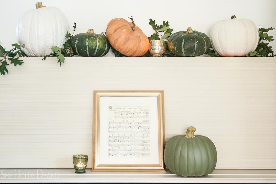 Faux Heirloom Pumpkin Tutorial
