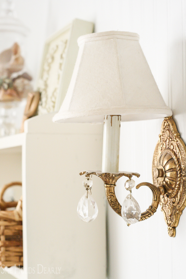 Farmhouse Lighting Sconce by sheholdsdearly.com