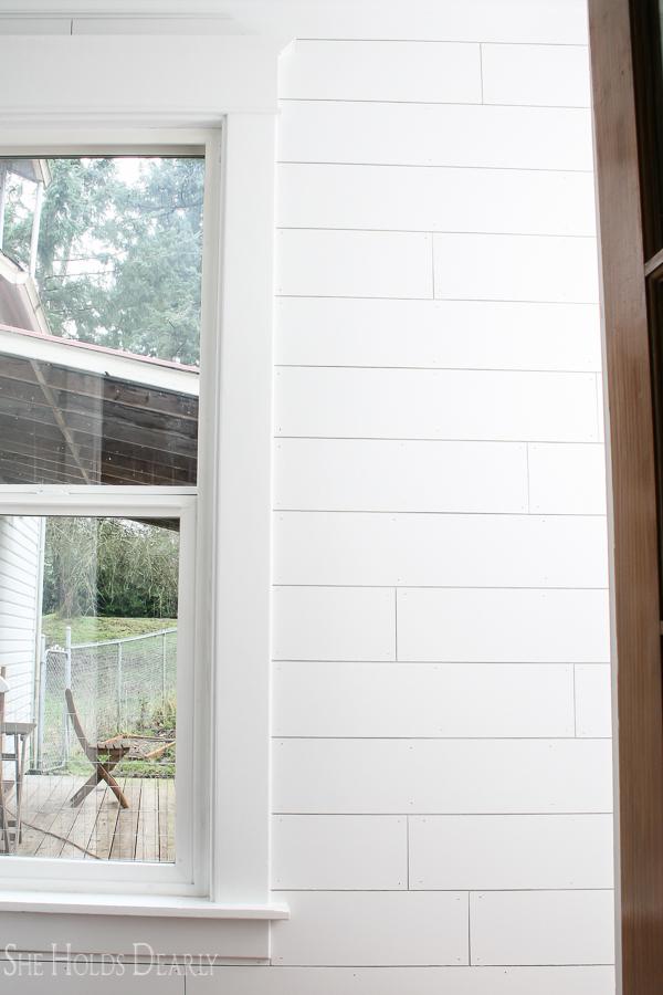 Farmhouse Style Closet by sheholdsdearly.com