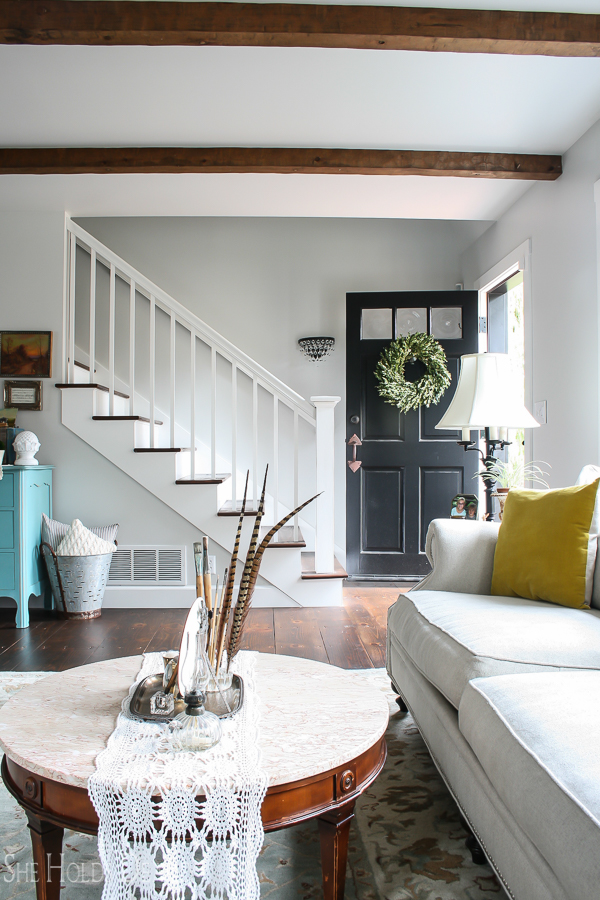 Historic Home Tour by sheholdsdearly.com
