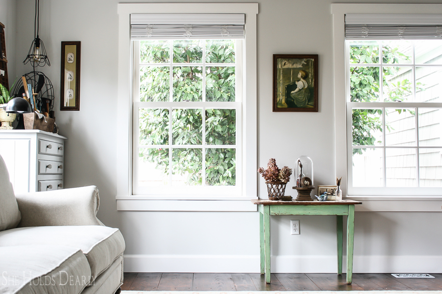 Modern 1800's Cottage Home Tour