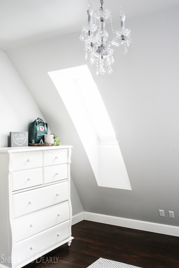 Historic Home Girls Room by sheholdsdearly.com