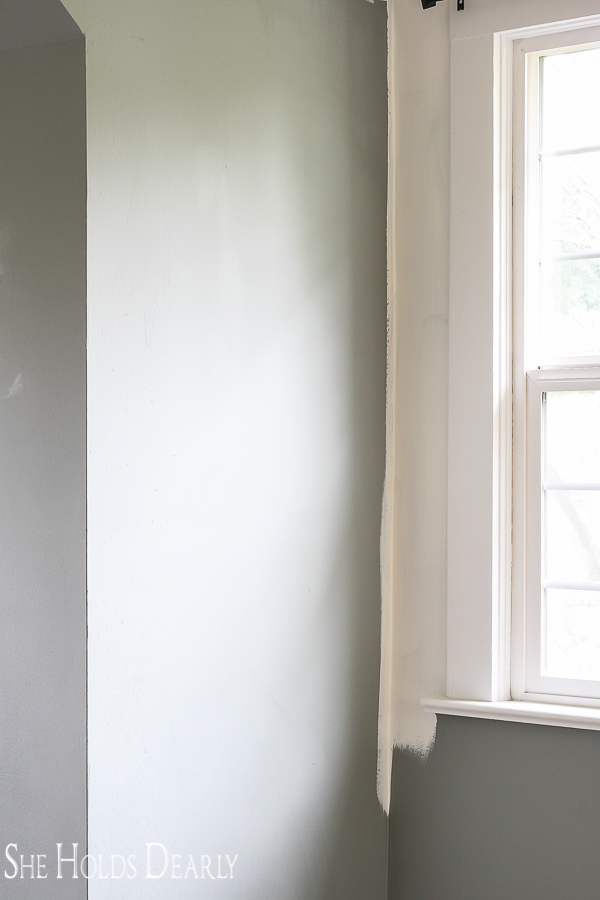 Painting a Room for Beginners by sheholdsdearly.com