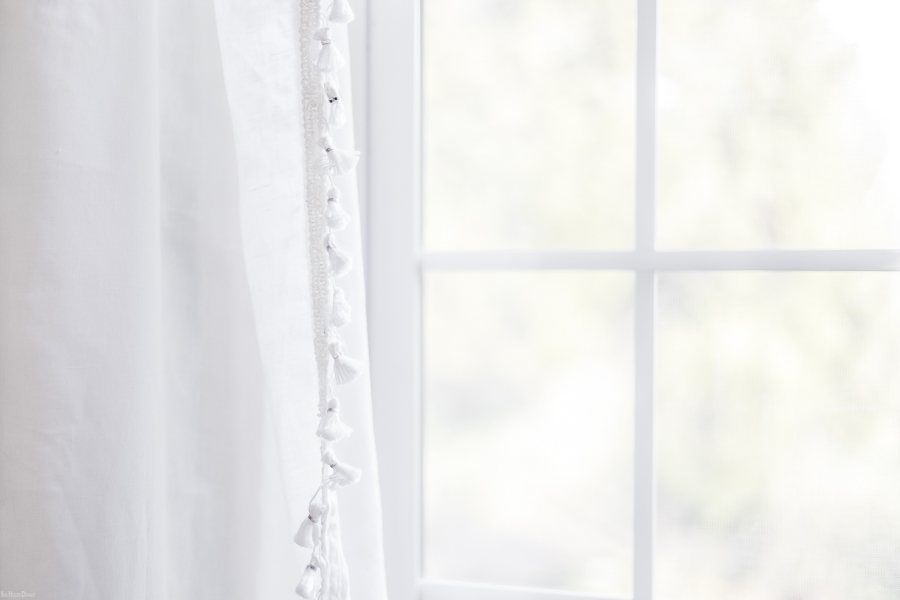 How to Bleach Curtains by sheholdsdearly.com