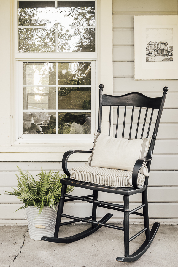 Make Your Own Rocking Chair by sheholdsdearly.com