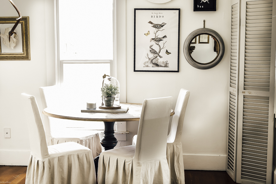 Spring Decorating Ideas by sheholdsdearly.com