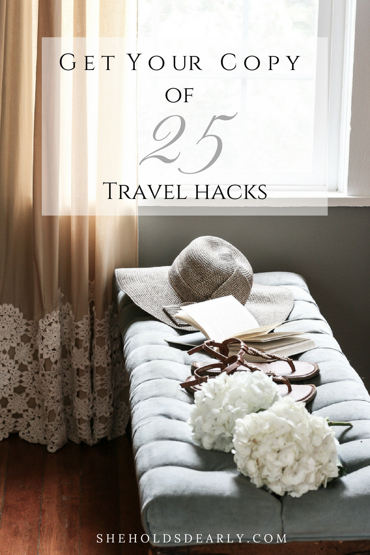 25 Travel Hacks