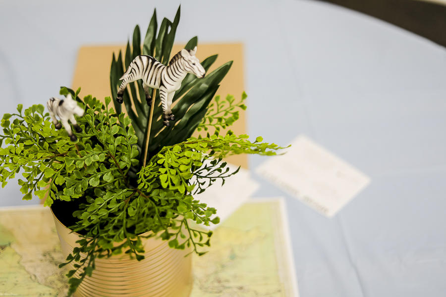 Upcylced Can Event Table Decoration Idea by sheholdsdearly.com