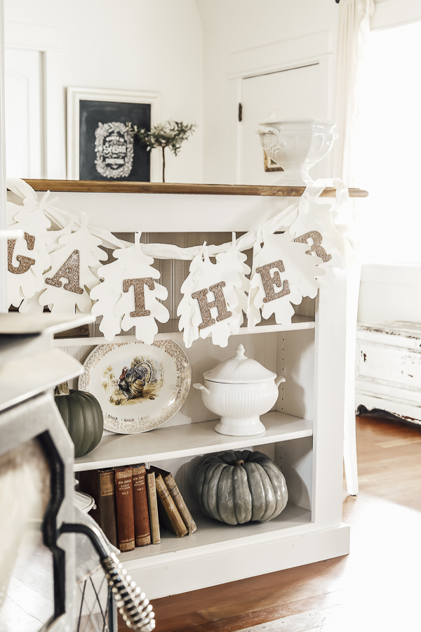 Thanksgiving Banner Printable by sheholdsdearly.com