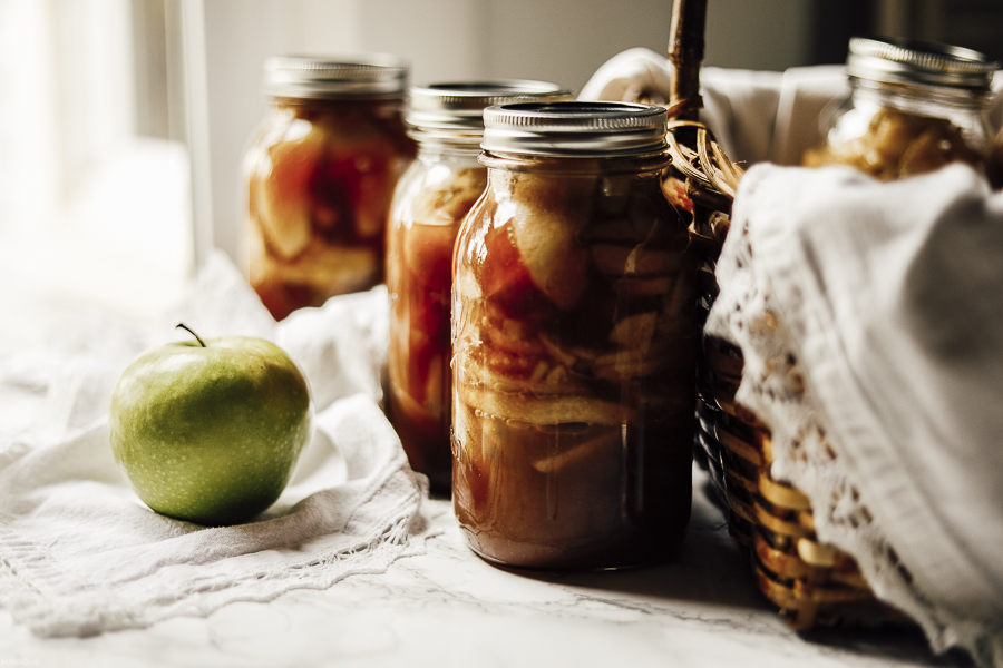 Apple Pie Filling Recipes Easy by sheholdsdearly.com