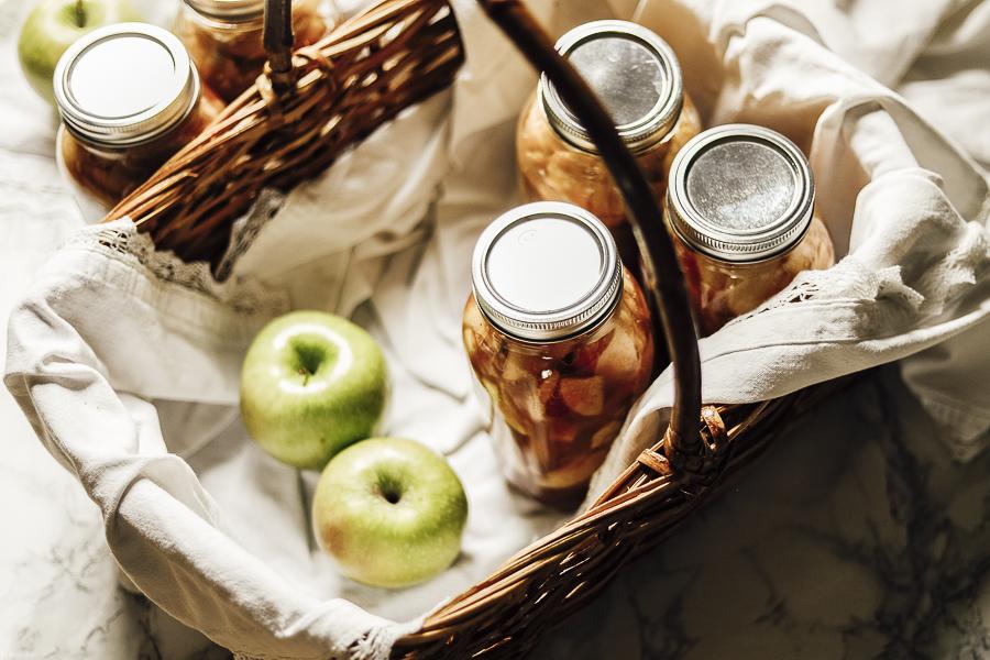 Apple Pie Preserves by sheholdsdearly.com