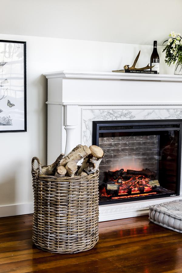 Fireplace Moulding by sheholdsdearly.com