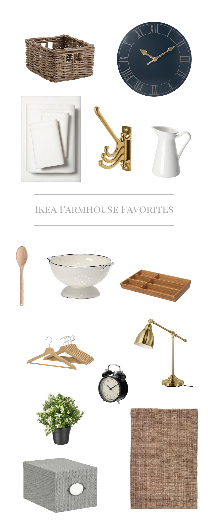 Best Ikea Find for Farmhouse by sheholdsdearly.com