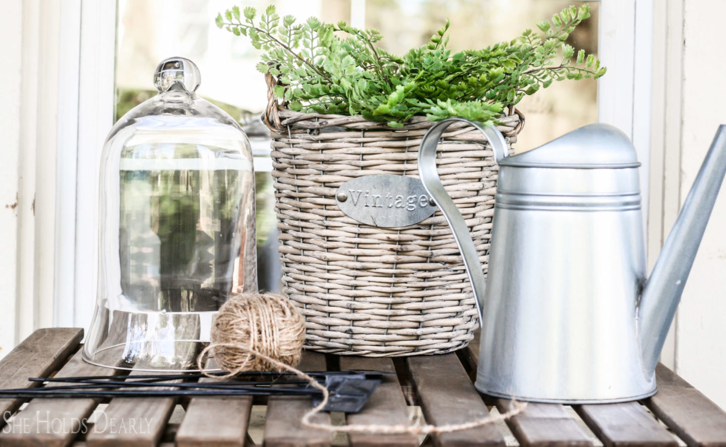 Cloches for Spring by sheholdsdearly.com