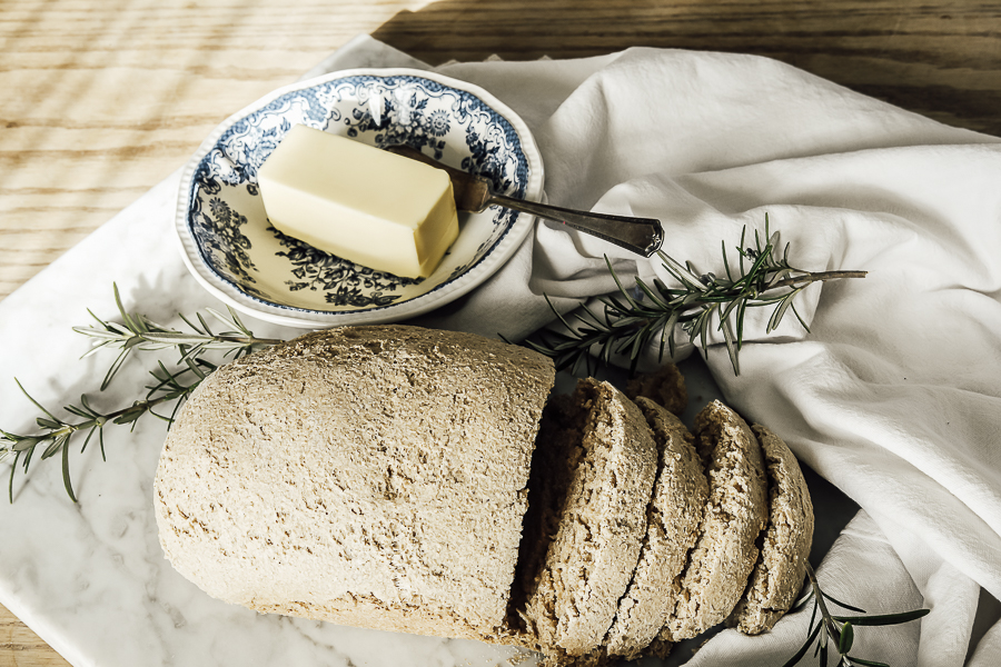 Homemade Bread Recipe from the Farmhouse by sheholdsdearly.com