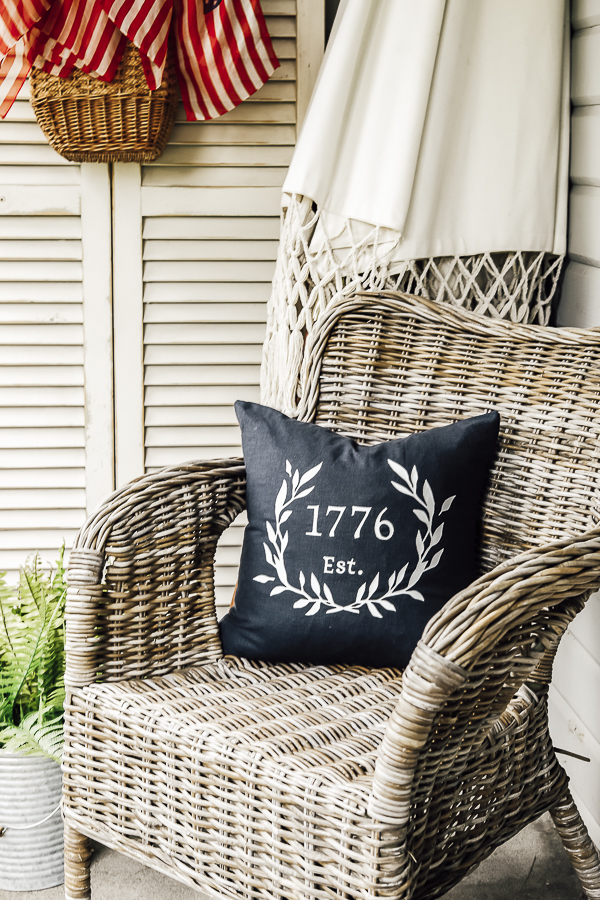 Outdoor Summer Pillow by sheholdsdearly.com