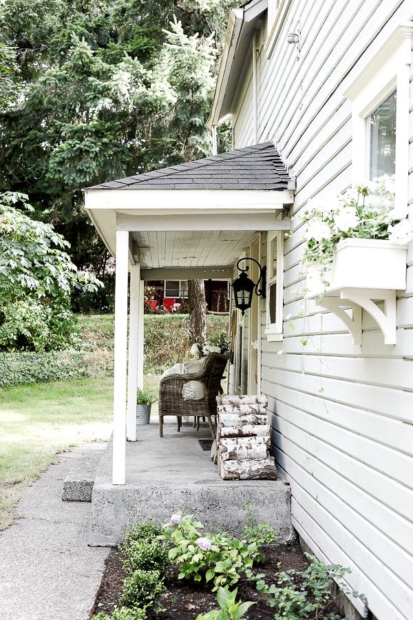 Front Porch by sheholdsdearly.com