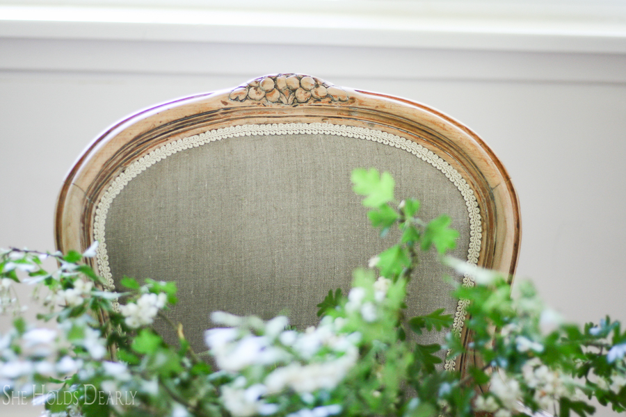 How to Seal Unfinished Furniture by sheholdsdearly.com