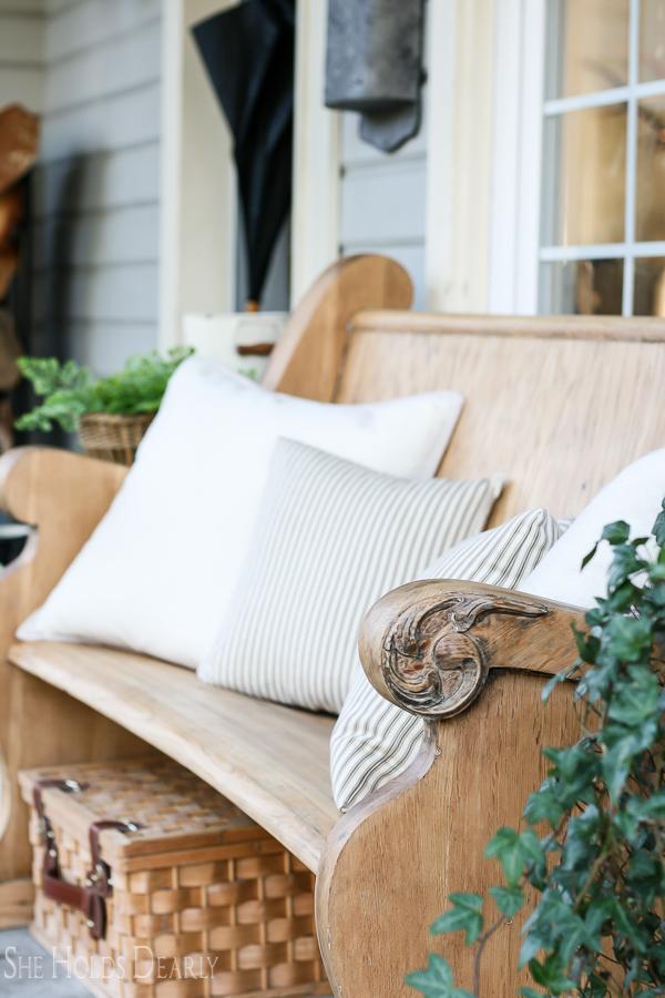 Raw Wood Furniture Sealant by sheholdsdearly.com