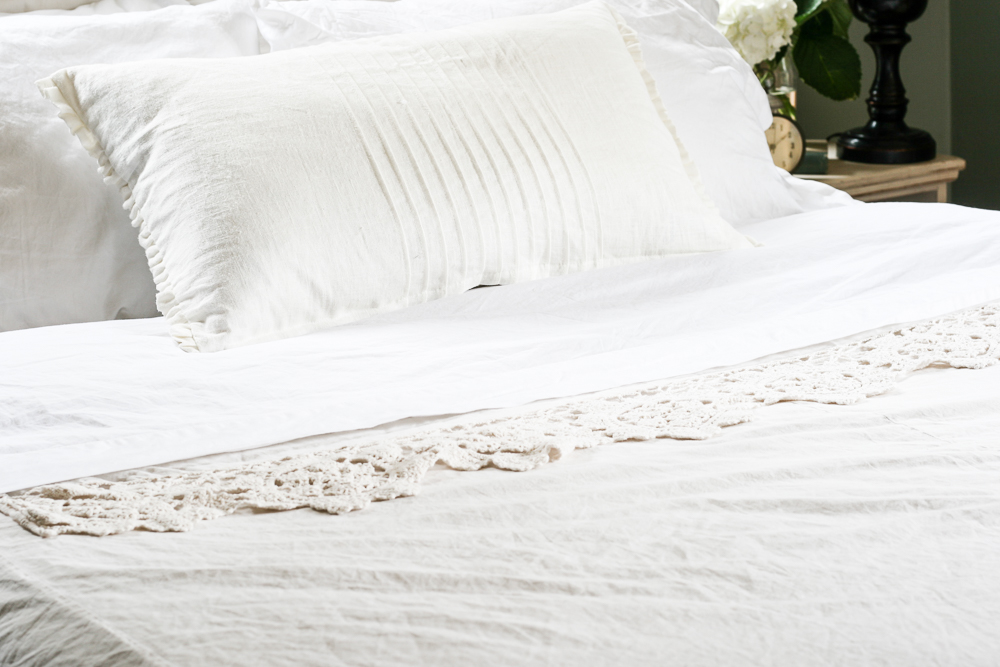 Buy Only White Sheets by sheholdsdearly.com