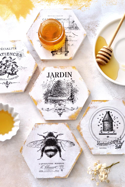DIY Bee Gift Ideas