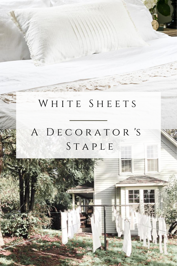 Pros of White Bedding by sheholdsdearly.com