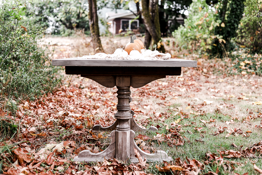 Concrete Table for Beginners by sheholdsdearly.com
